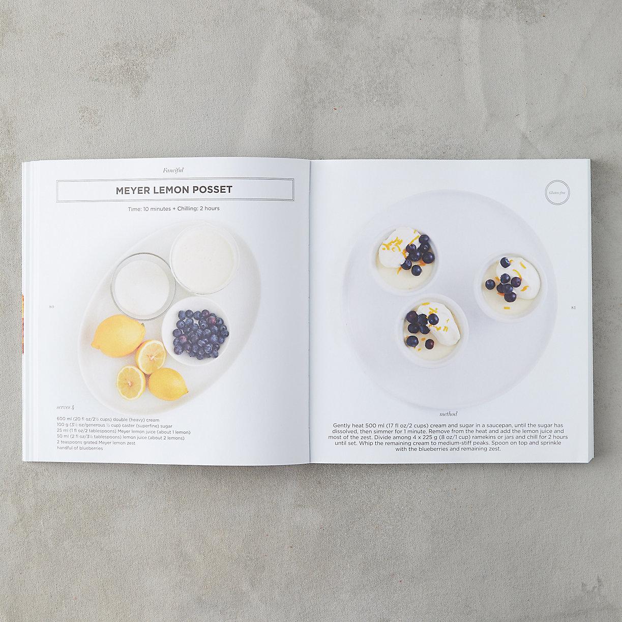 10 Minute Desserts - Terrain