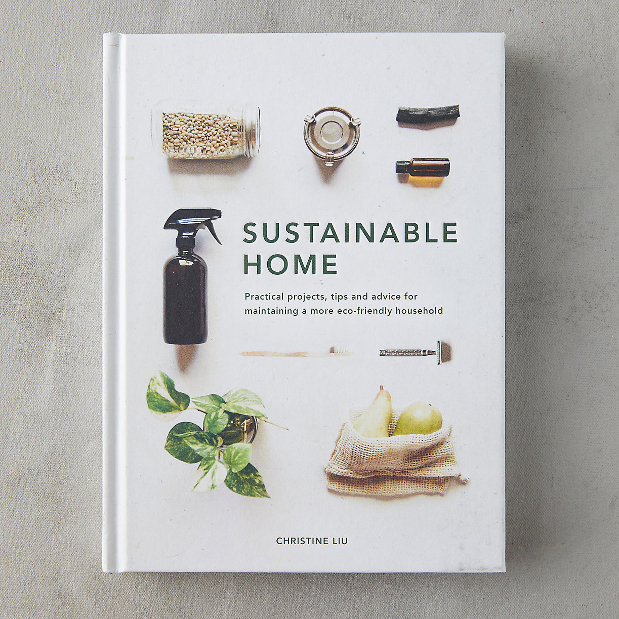 Home Sustainability Book Gift