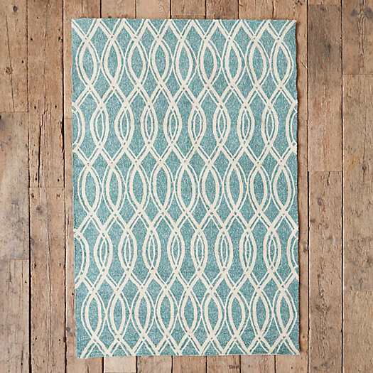 View larger image of Running Waves Rug