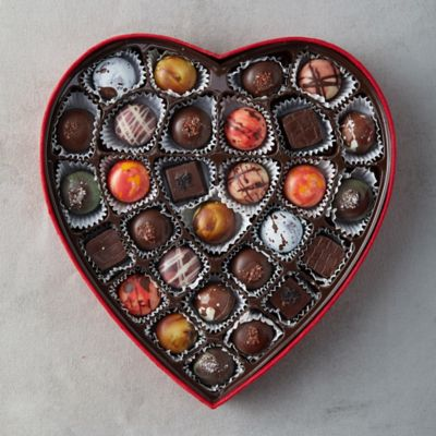 Heart Box of Chocolates, Large