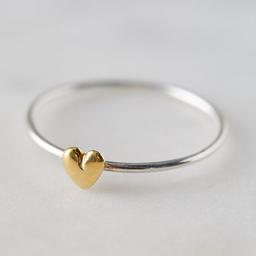 View larger image of Tiny Heart Ring