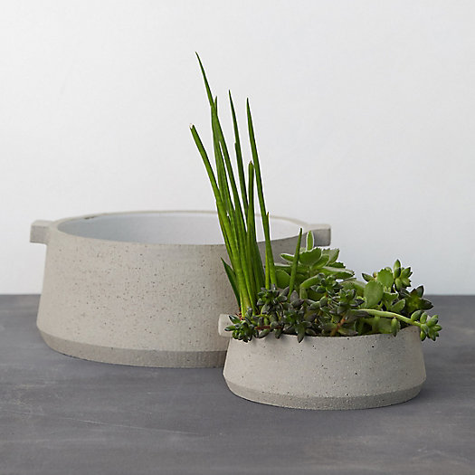 View larger image of Ceramic Bowl Planter