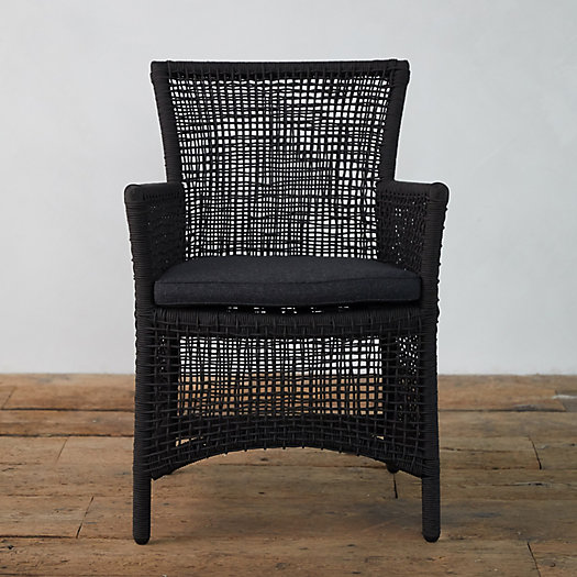 View larger image of Coastal Woven Rope Armchair
