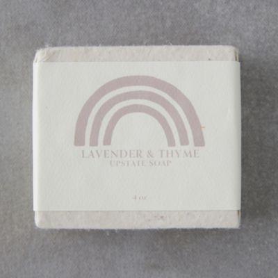 Lavender + Thyme Bar Soap