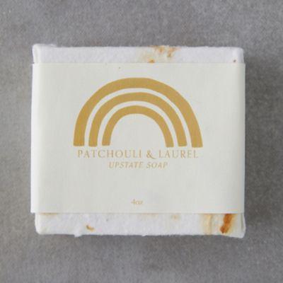 Patchouli + Laurel Bar Soap