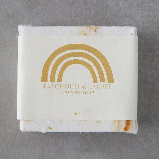View larger image of Patchouli + Laurel Bar Soap