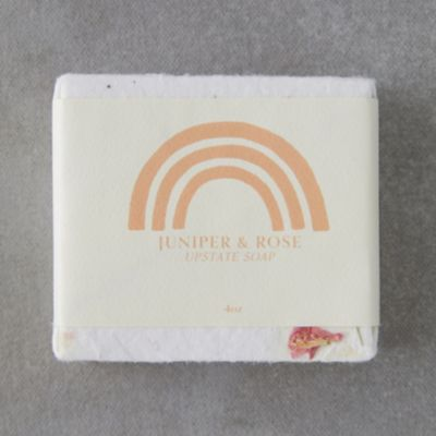 Juniper + Rose Bar Soap