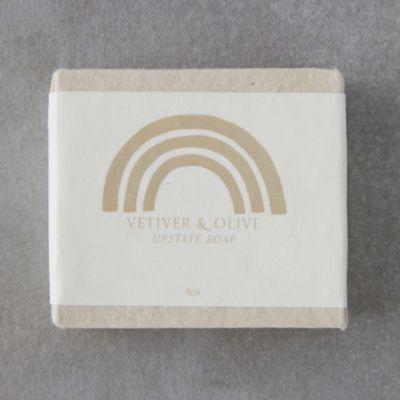Vetiver + Olive Bar Soap