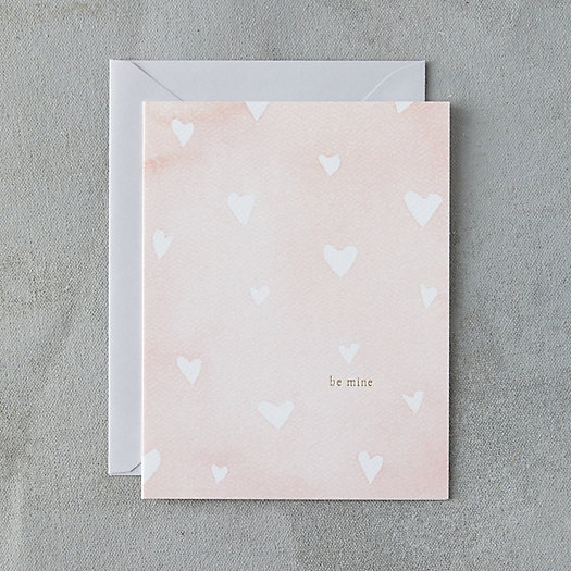 View larger image of Be Mine Card