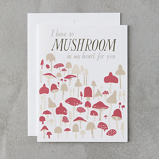 View larger image of So Mushroom Card