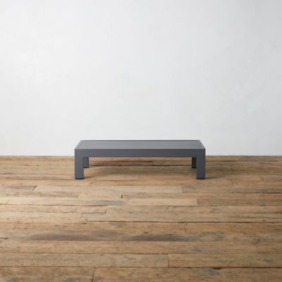 Highline Aluminum Coffee Table