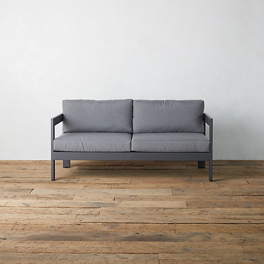 View larger image of Highline Aluminum Two Seat Sofa