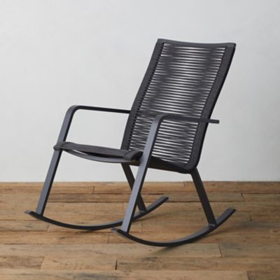 Veranda Woven Rocking Chair