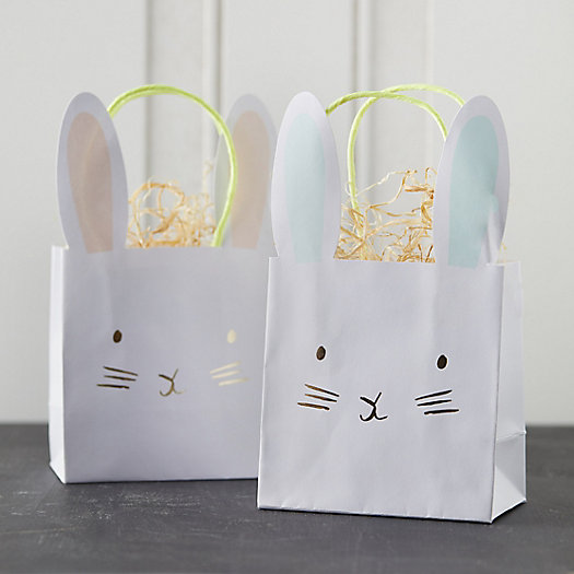 View larger image of Bunny Gift Bag Set