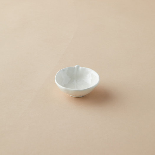 View larger image of Ceramic Cabbage Salt Cellar