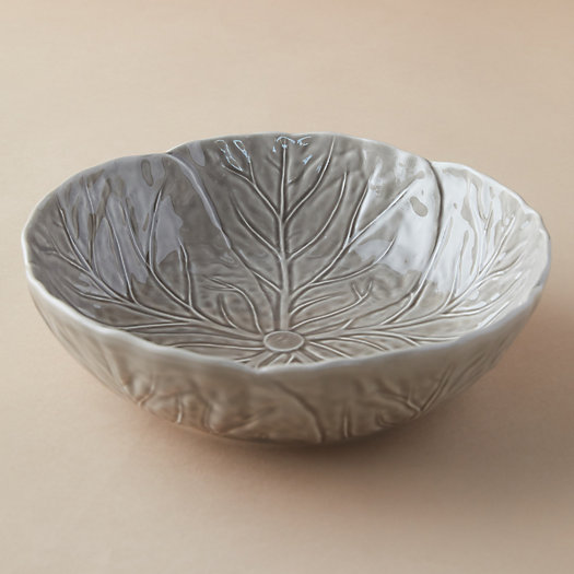View larger image of Ceramic Cabbage Bowl