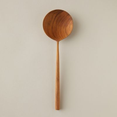 Teak Serving Spoon