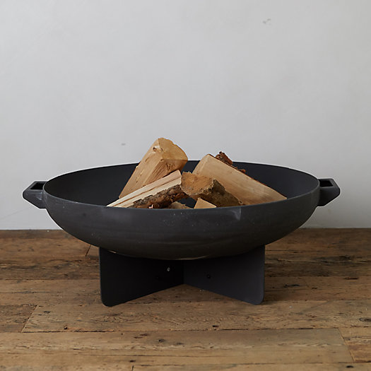 View larger image of Real Flame Anson Footed Round Fire Bowl