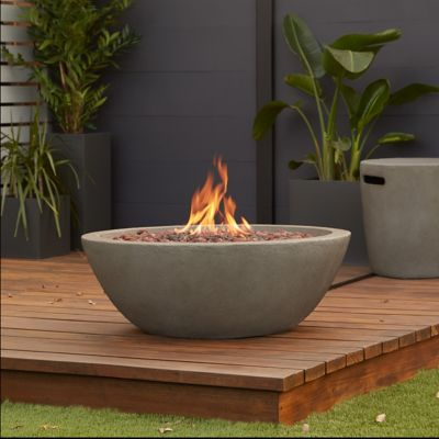 Real Flame Riverside Propane Fire Bowl