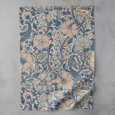 Topaz Peacock Tea Towel