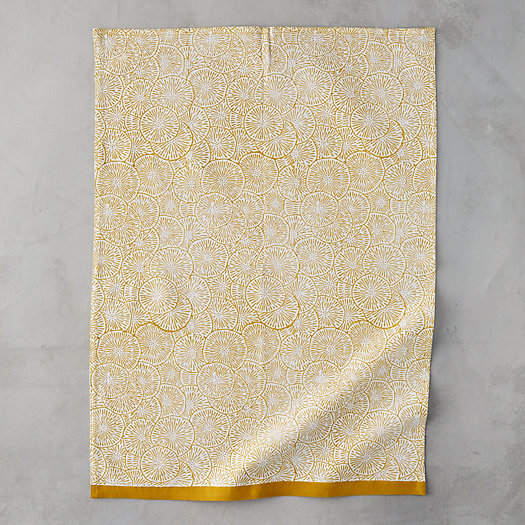 View larger image of Citrus Slice Tea Towel