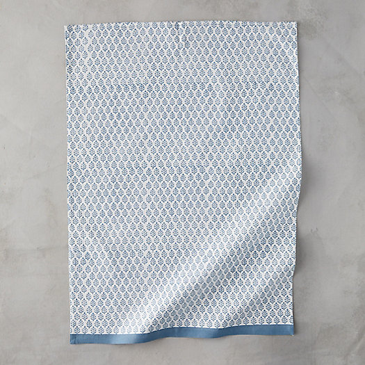 View larger image of Frond Tea Towel