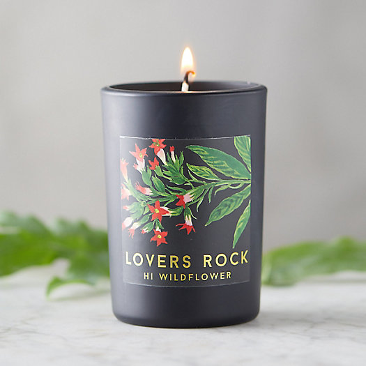View larger image of Hi Wildflower Candle, Lovers Rock