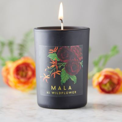 Hi Wildflower Candle, Mala
