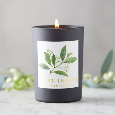 Hi Wildflower Candle, West Indies