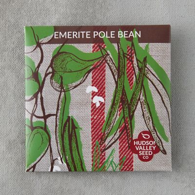 Emerite Pole Bean Seeds