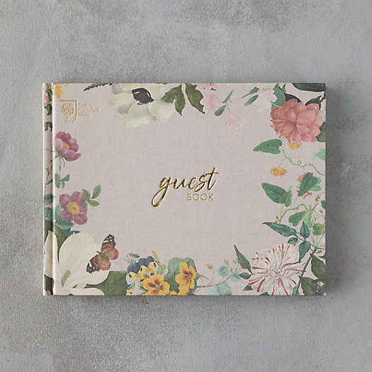 View larger image of Floral Guest Book