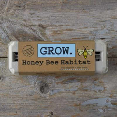 Honey Bee Habitat Grow Kit