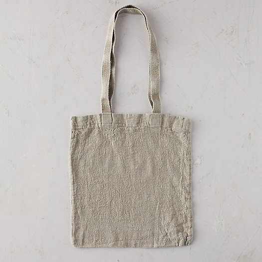 View larger image of Linen Tote Bag