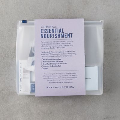 Naturopathica Essential Nourishment Remedy Kit