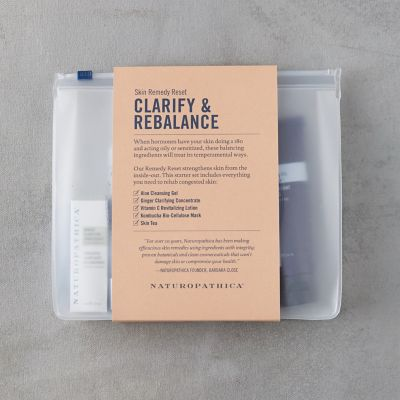 Naturopathica Clarify + Rebalance Remedy Kit