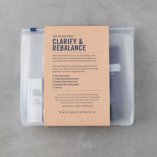 View larger image of Naturopathica Clarify + Rebalance Remedy Kit