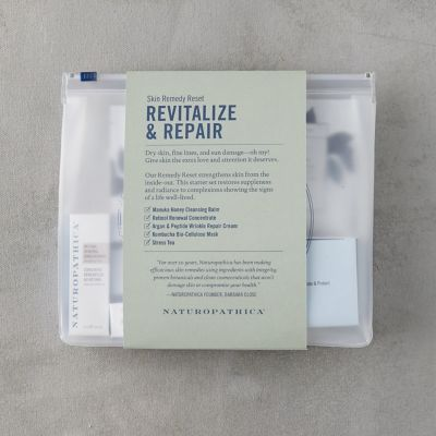 Naturopathica Revitalize + Repair Remedy Kit