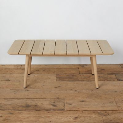 Grove Teak Coffee Table