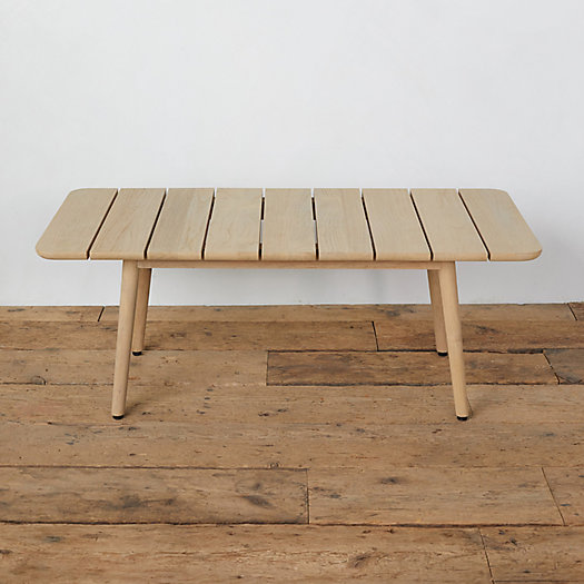 View larger image of Grove Teak Coffee Table