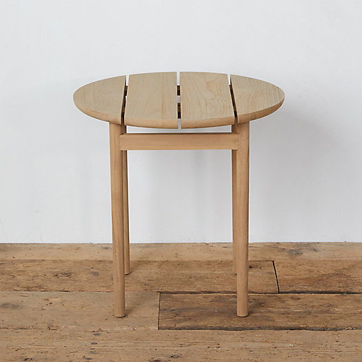 View larger image of Grove Teak Side Table