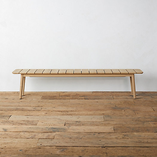 View larger image of Grove Teak Dining Bench