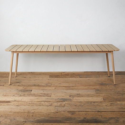 View larger image of Grove Teak Dining Table