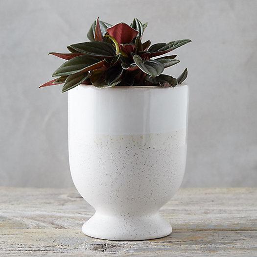 View larger image of Ceramic Stripe Urn