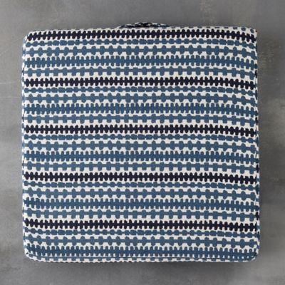 Zippy Stripe Stadium Cushion