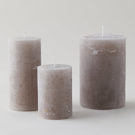 View larger image of Marbled Color Pillar Candle