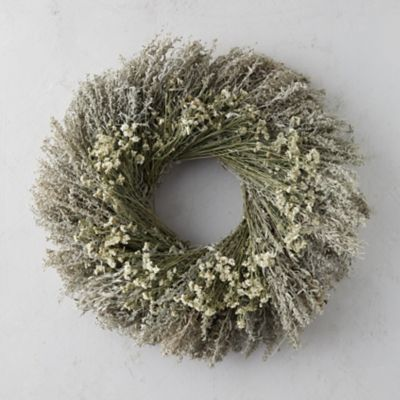 Pearly Everlasting + Artemesia Wreath