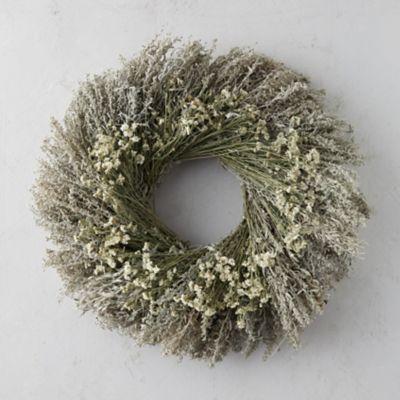 Pearly Everlasting + Artemesia Wreath