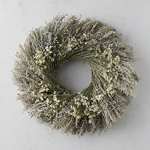 View larger image of Pearly Everlasting + Artemesia Wreath