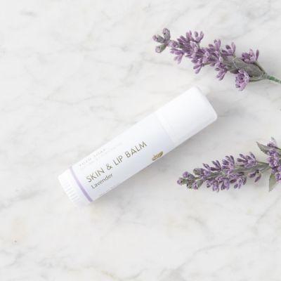 Lavender Lip + Skin Balm