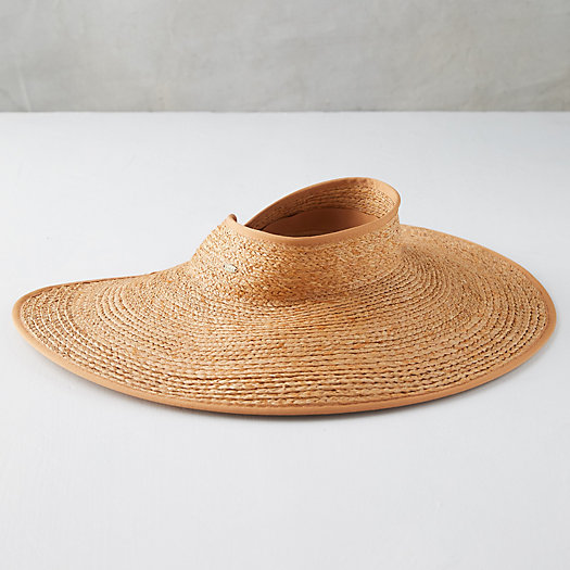 View larger image of Raffia Sun Visor